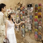 Destination Pre-wedding photography Provence 06