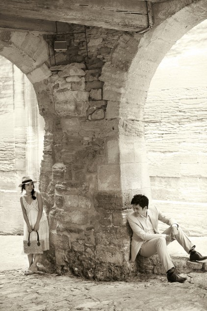 Destination Pre-wedding photography Provence 07