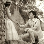 Destination Pre-wedding photography Provence 10