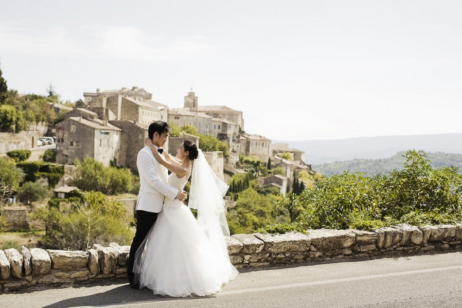 Ellen & Andy Pre-Wedding Photos Provence 16