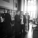 Wedding Bar at Rushton Hall by Lisa B Photography