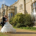 Wedding photography Rushton Hall