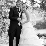 Wedding Photos at Rushton Hall