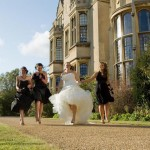 Wedding Photography in Rushton Hall