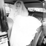 Abby-in-Bridal-car-at-Welton-village-Northants-by-Lisa-B