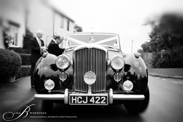 Wedding Photography Vintage Bridal Car 01