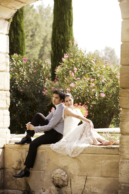 Pre Wedding Engagement Shoot Provence (53)