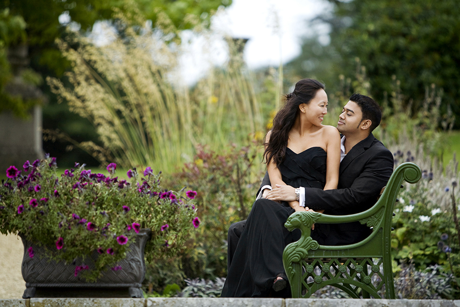 pre-wedding photo of BoSan and Dharmesh