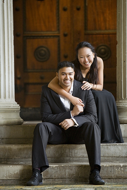 BoSan and Dharmesh Engagement Photography