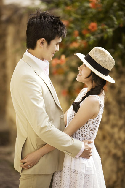 Pre Wedding Engagement Shoot Provence (29)