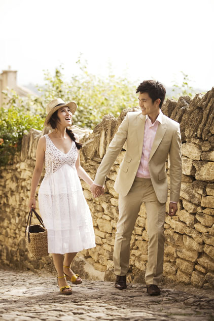 Pre Wedding Engagement Shoot Provence (28)