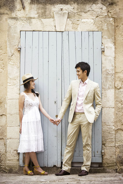 Pre Wedding Engagement Shoot Provence (19)