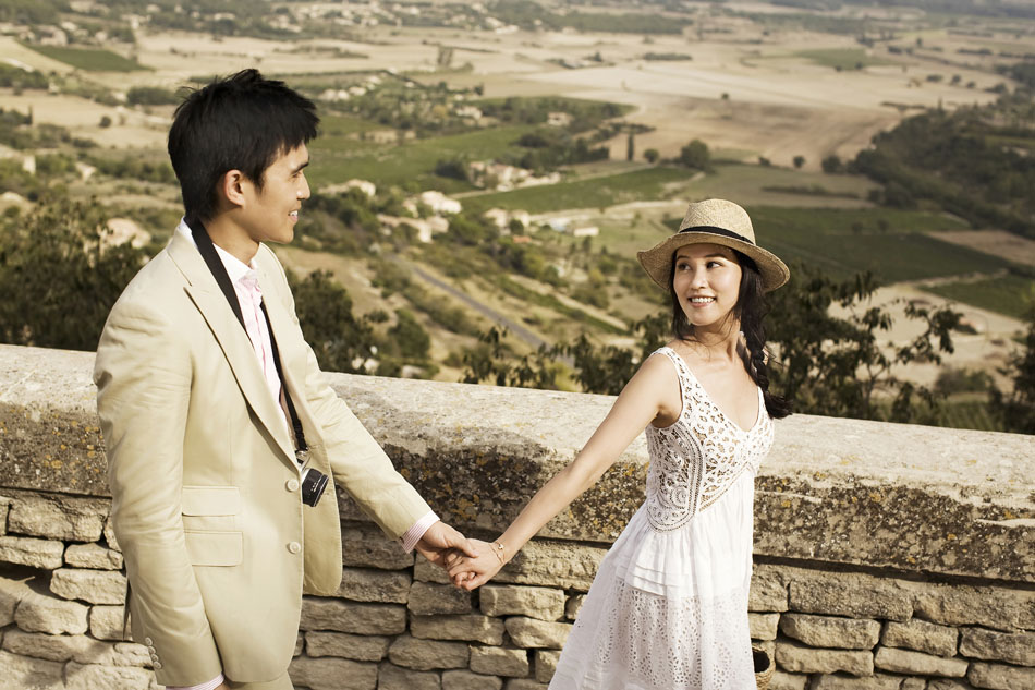 Pre Wedding Engagement Shoot Provence (16)