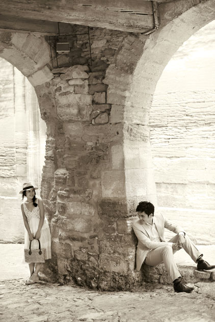 Pre Wedding Engagement Shoot Provence (15)