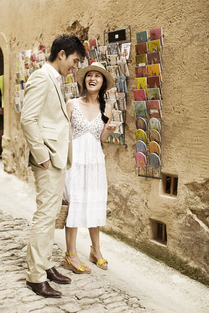Pre Wedding Engagement Shoot Provence (13)