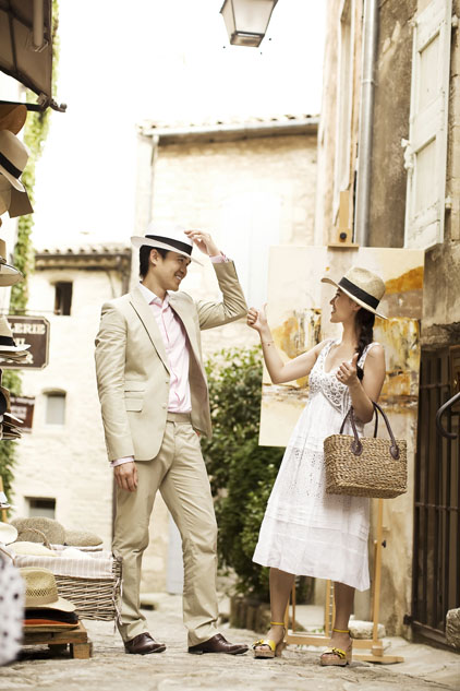 Pre Wedding Engagement Shoot Provence (12)