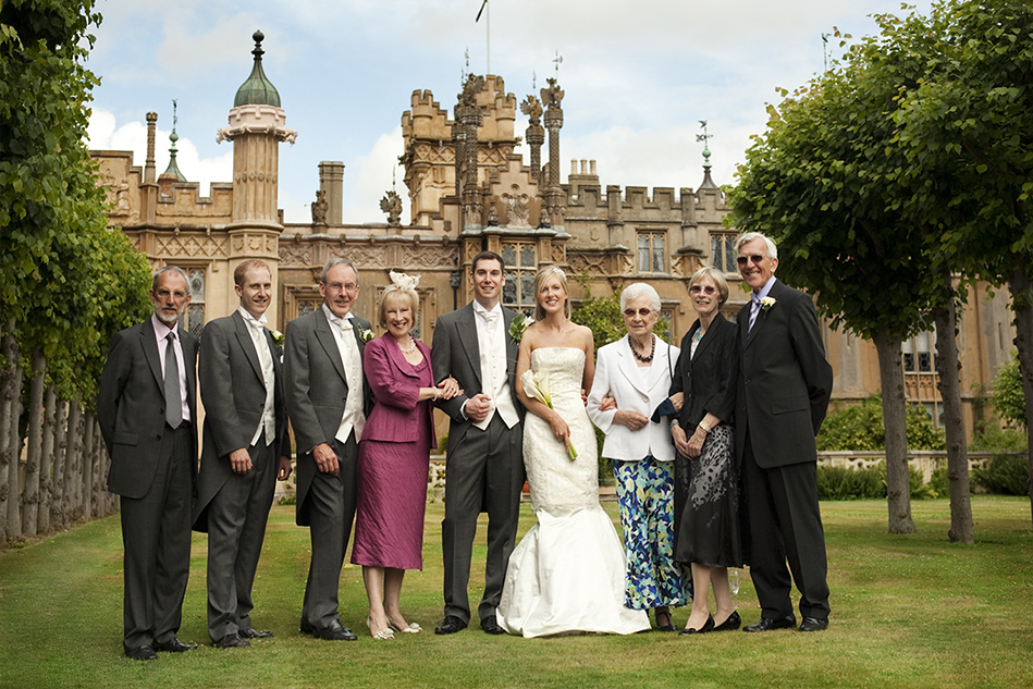 Knebworth House Wedding Photography (51)