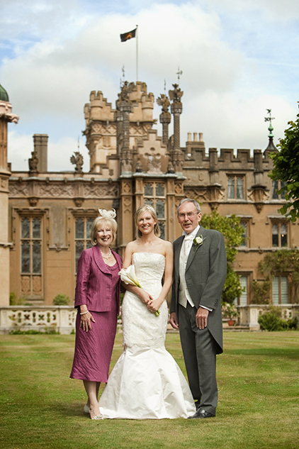 Knebworth House Wedding Photography (50)