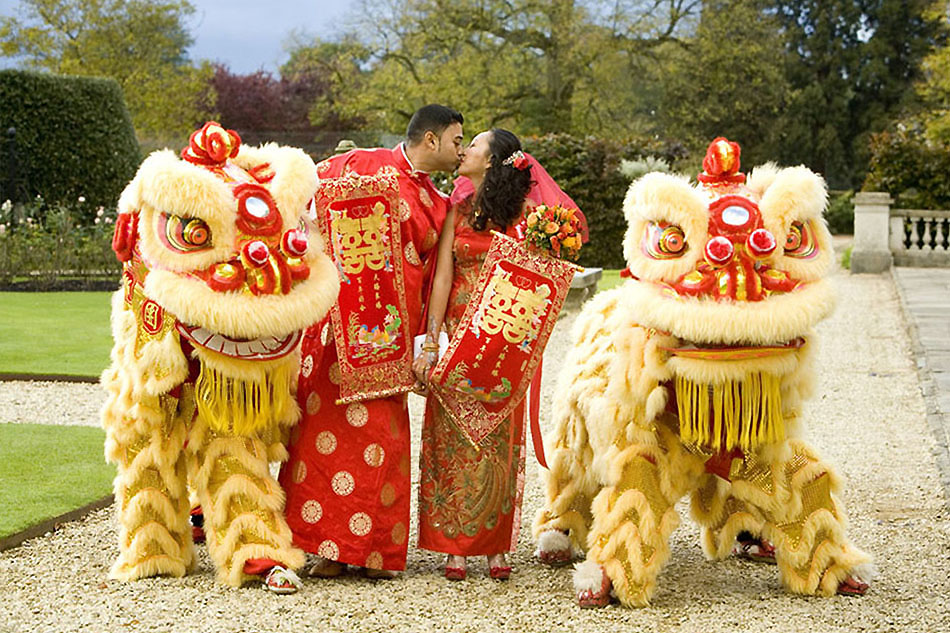 Chinese wedding in Milton Keynes
