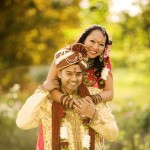 Indian wedding in Milton Keynes by photographer Lisa B