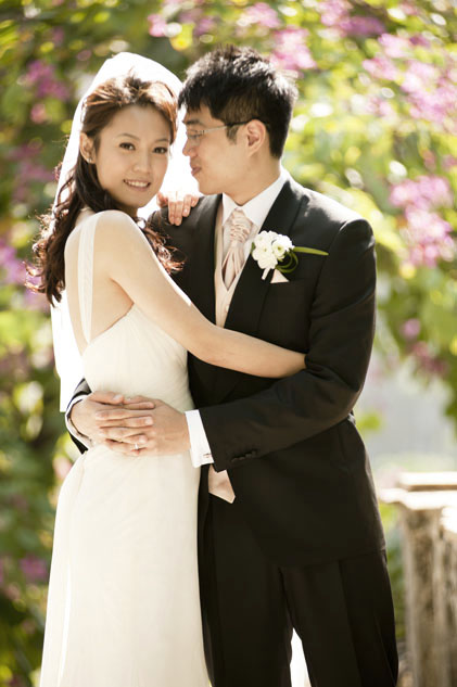 Chinese wedding photographer
