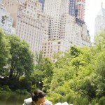 pre wedding in Central Park