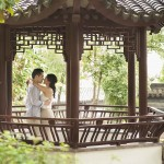 pre wedding in Hong Kong Park